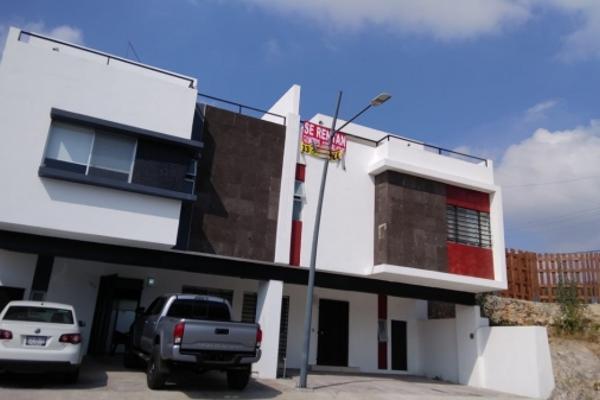 Foto de casa en condominio en renta en avenida a angel leaño 1335, los robles, zapopan, jalisco, 8845523 No. 01