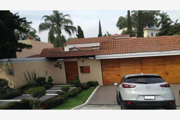 Foto de casa en venta en avenida acueducto 1631, lomas del valle, zapopan, jalisco, 8654667 No. 01