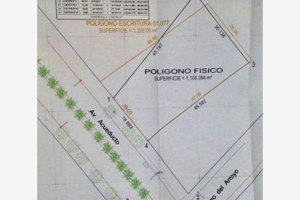 Foto de terreno habitacional en venta en avenida acueducto 3721, colinas de san javier, zapopan, jalisco, 0 No. 03