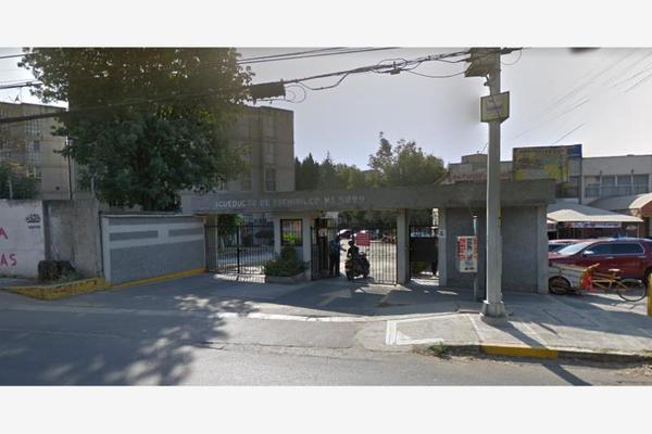 Foto de departamento en venta en avenida acueducto de xochimilco 5099, ampliación tepepan, xochimilco, df / cdmx, 12277241 No. 01