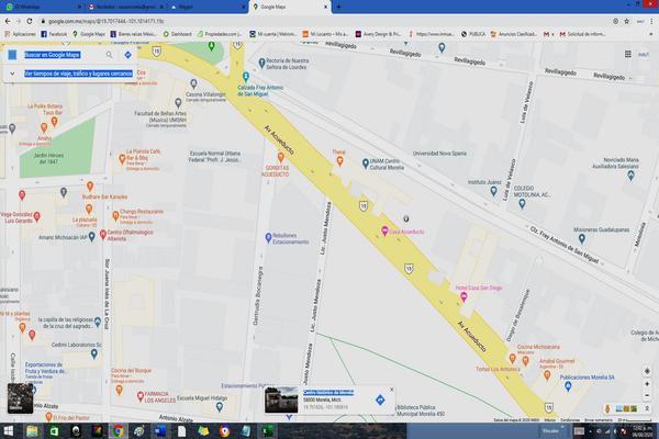 Foto de terreno comercial en renta en avenida acueducto , morelia centro, morelia, michoacán de ocampo, 0 No. 04