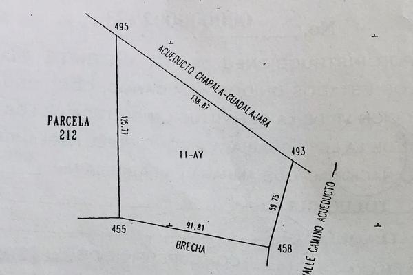 Foto de terreno comercial en venta en avenida acueducto s/n (adolf horn) , real del valle, tlajomulco de zúñiga, jalisco, 12003421 No. 06