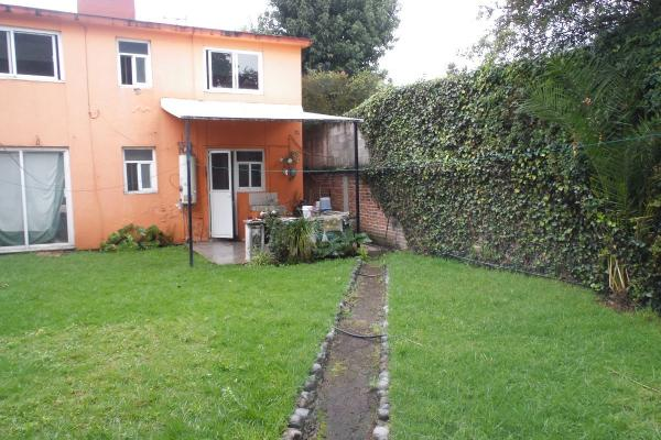 Foto de casa en venta en avenida adolfo lopez mateos , jardines de san mateo, naucalpan de juárez, méxico, 6159684 No. 01