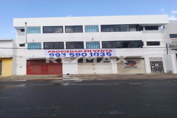 Foto de edificio en venta en avenida adolfo ruiz cortines , adolfo lopez mateos, centro, tabasco, 5395648 No. 01