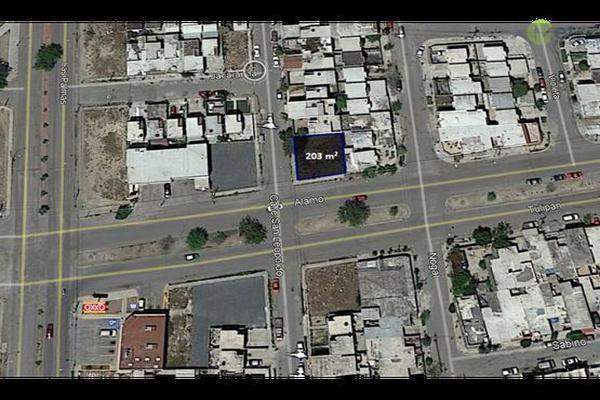 Foto de terreno habitacional en renta en avenida álamo , valle de las bugambilias, apodaca, nuevo león, 0 No. 01