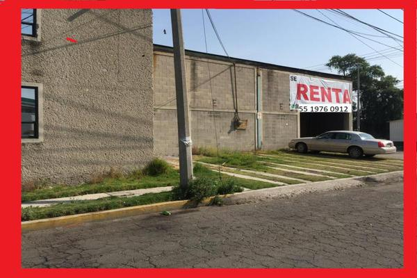 Foto de nave industrial en renta en avenida alfredo del mazo 11, corredor industrial toluca lerma, lerma, méxico, 9116660 No. 01