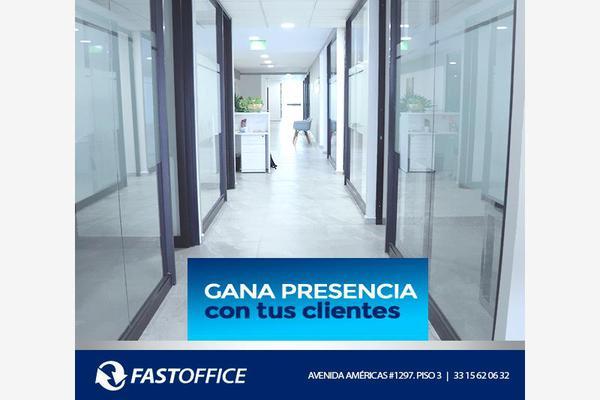 Foto de oficina en renta en avenida americas 1297, italia providencia, guadalajara, jalisco, 15461592 No. 01