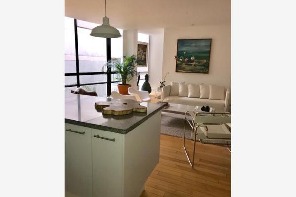 Foto de departamento en venta en avenida amsterdam 200, hipódromo, cuauhtémoc, distrito federal, 5685895 No. 05