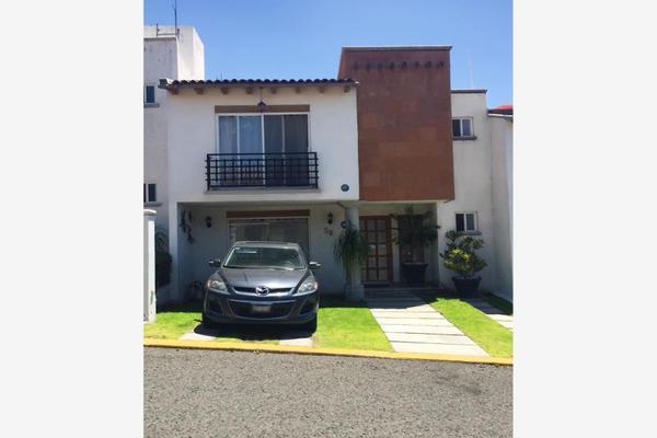 Foto de casa en venta en avenida amsterdam 321, tejeda, corregidora, querétaro, 5706783 No. 01