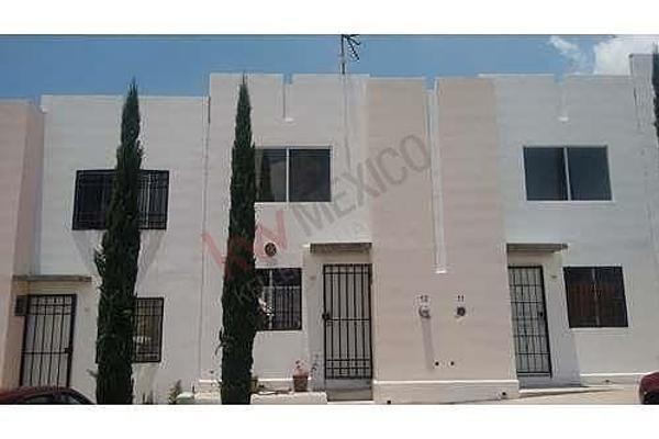 Foto de casa en venta en avenida anillo vial 3 poniente 12 , los héroes, el marqués, querétaro, 5935722 No. 01