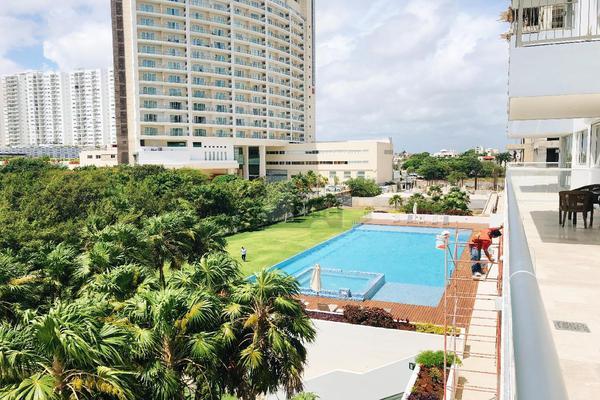 Foto de departamento en venta en avenida antonio enriquez savignac , zona hotelera, benito juárez, quintana roo, 5712065 No. 01