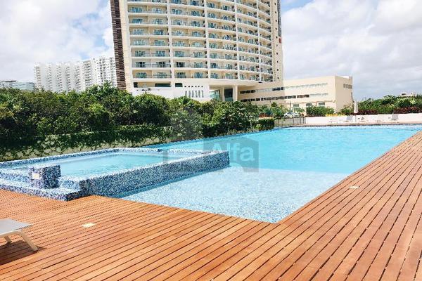 Foto de departamento en venta en avenida antonio enriquez savignac , zona hotelera, benito juárez, quintana roo, 5712065 No. 02
