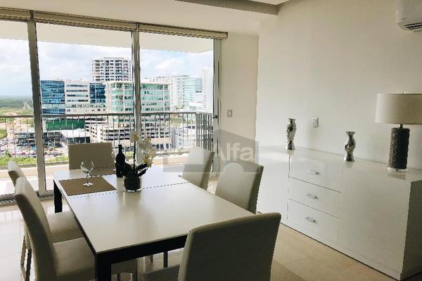 Foto de departamento en venta en avenida antonio enriquez savignac , zona hotelera, benito juárez, quintana roo, 5712065 No. 07