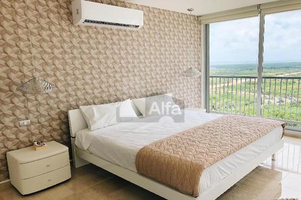 Foto de departamento en venta en avenida antonio enriquez savignac , zona hotelera, benito juárez, quintana roo, 5712065 No. 13