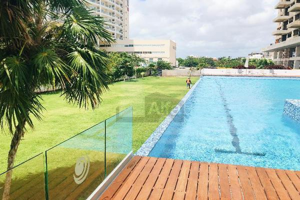 Foto de departamento en venta en avenida antonio enriquez savignac , zona hotelera, benito juárez, quintana roo, 5712065 No. 27