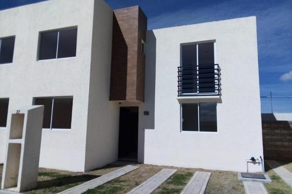 Foto de casa en venta en avenida arborada numero 631, 72680 puebla, pue. 631, coronango, coronango, puebla, 16885277 No. 01