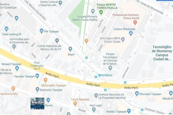 Foto de departamento en venta en avenida arenal , valle escondido, tlalpan, df / cdmx, 10137861 No. 02