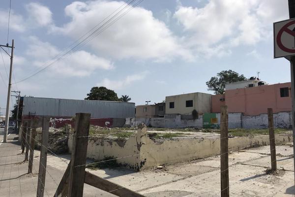 Foto de terreno habitacional en venta en avenida ayuntamiento , petrolera, tampico, tamaulipas, 15227389 No. 02
