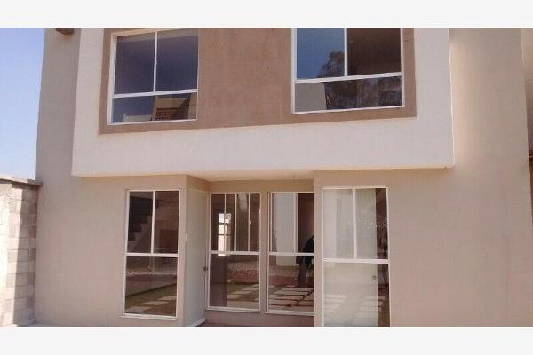Foto de casa en venta en avenida aztecas 0, el dorado, huehuetoca, méxico, 8861451 No. 01