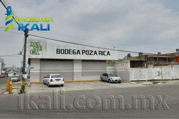 Foto de bodega en renta en avenida b. juárez esquina honduras 703, 27 de septiembre, poza rica de hidalgo, veracruz de ignacio de la llave, 7480839 No. 01