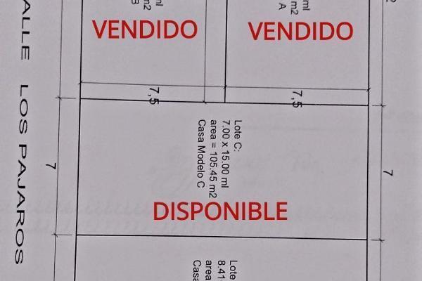 Foto de terreno habitacional en venta en avenida barrio colón , el diamante, tuxtla gutiérrez, chiapas, 5450376 No. 04