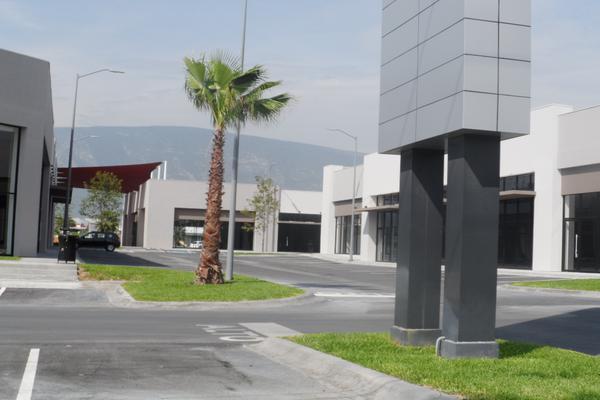 Foto de local en renta en avenida benito juarez , las encinas, general escobedo, nuevo león, 5715687 No. 01