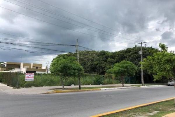 Foto de terreno habitacional en venta en avenida benito juárez , playa del carmen centro, solidaridad, quintana roo, 17824250 No. 02