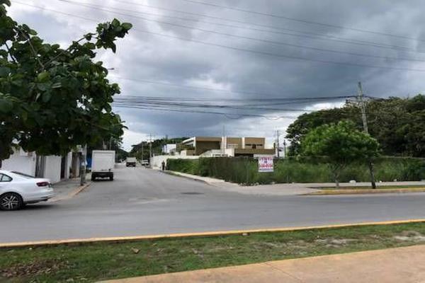 Foto de terreno habitacional en venta en avenida benito juárez , playa del carmen centro, solidaridad, quintana roo, 17824250 No. 04