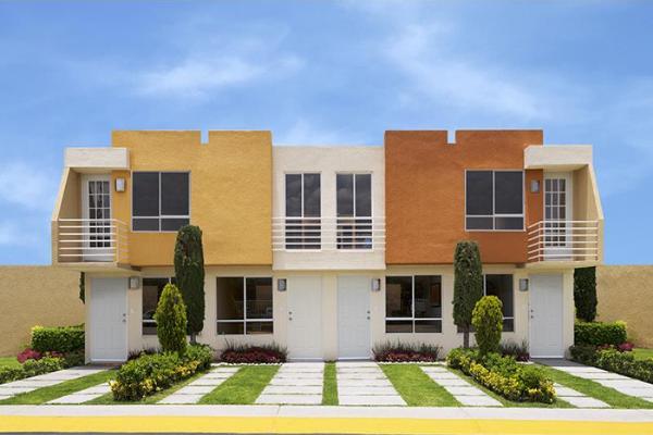Foto de casa en venta en avenida benito juarez , san pablo tecalco, tecámac, méxico, 12277065 No. 01