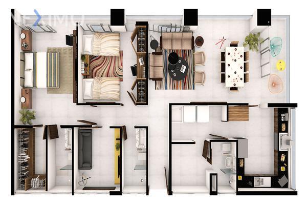 Foto de departamento en renta en avenida bonampak 103, supermanzana 4 centro, benito juárez, quintana roo, 0 No. 17