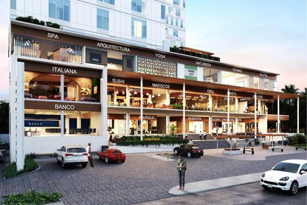Foto de oficina en renta en avenida bonampak o-1201 , supermanzana 20 centro, benito juárez, quintana roo, 6152543 No. 02