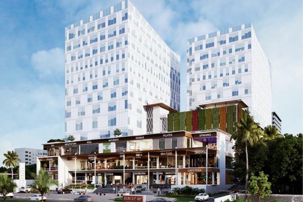 Foto de oficina en renta en avenida bonampak o-1201 , supermanzana 20 centro, benito juárez, quintana roo, 6152543 No. 06