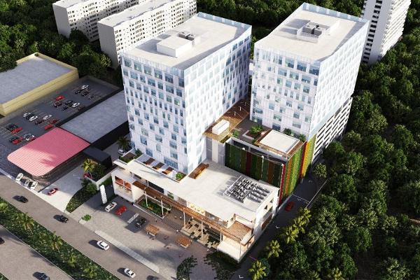 Foto de oficina en renta en avenida bonampak o-804 , supermanzana 20 centro, benito juárez, quintana roo, 6152539 No. 01