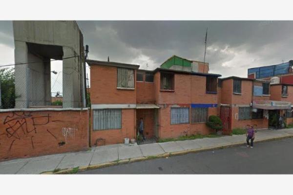 Foto de departamento en venta en avenida braulio maldonado 1, consejo agrarista mexicano, iztapalapa, df / cdmx, 12273870 No. 01