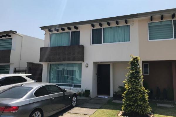Foto de casa en venta en avenida calimaya , hacienda de las fuentes, calimaya, méxico, 8901088 No. 01