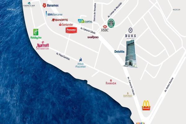 Foto de oficina en venta en avenida camaron sabalo , zona dorada, mazatlán, sinaloa, 5633869 No. 08