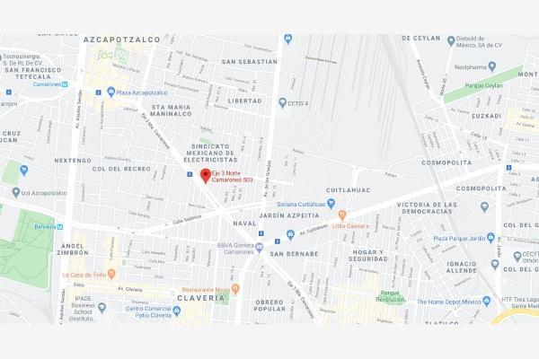 Foto de casa en venta en avenida camarones 503, del maestro, azcapotzalco, df / cdmx, 12277274 No. 18