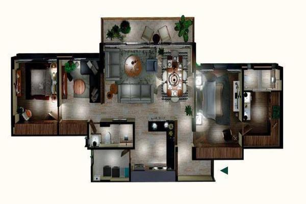 Foto de casa en venta en avenida campanario norte, la ceiba , el campanario, querétaro, querétaro, 14022132 No. 02