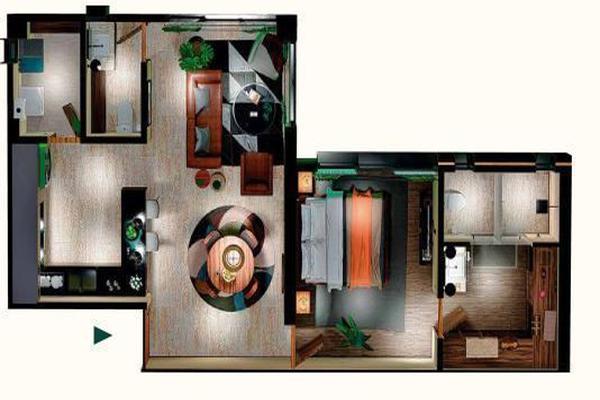 Foto de departamento en venta en avenida campanario norte, la ceiba , el campanario, querétaro, querétaro, 14022172 No. 02