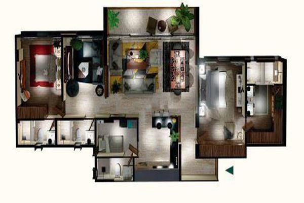 Foto de casa en venta en avenida campanario norte, la ceiba , el campanario, querétaro, querétaro, 14022196 No. 01
