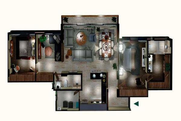 Foto de casa en venta en avenida campanario norte, la ceiba , el campanario, querétaro, querétaro, 14022303 No. 02