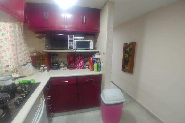 Foto de departamento en venta en avenida canal de chalco 2550 edificio 2 dpto 7 , nueva tenochtitlán, tláhuac, df / cdmx, 12271551 No. 03