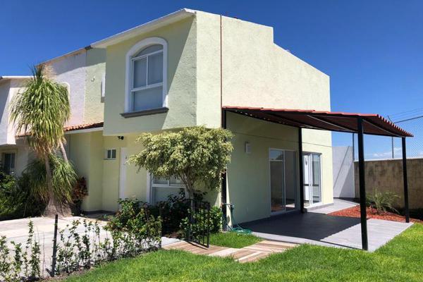 Foto de casa en venta en avenida candiles 315, valle real residencial, corregidora, querétaro, 0 No. 01
