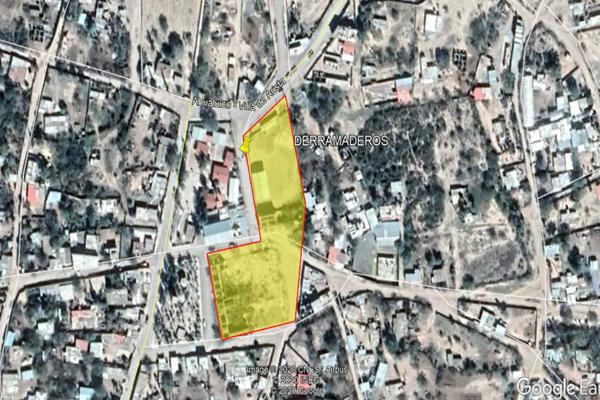 Foto de terreno comercial en venta en avenida carranza 100, derramaderos, villa de arista, san luis potosí, 16084414 No. 02