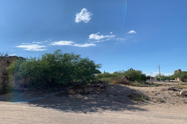 Foto de terreno comercial en venta en avenida carranza 100, derramaderos, villa de arista, san luis potosí, 16084414 No. 07