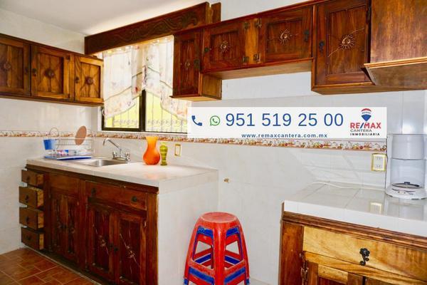 Foto de casa en venta en avenida catano , ex hacienda catano, magdalena apasco, oaxaca, 8755648 No. 05