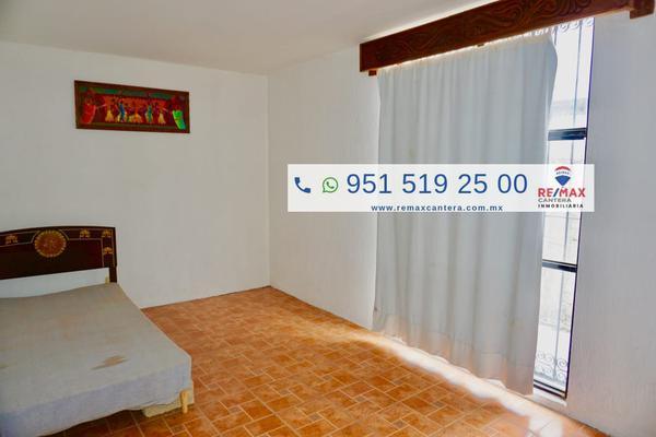 Foto de casa en venta en avenida catano , ex hacienda catano, magdalena apasco, oaxaca, 8755648 No. 09