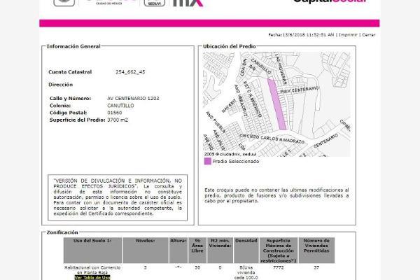 Foto de departamento en venta en avenida centenario 1203, heron proal, álvaro obregón, df / cdmx, 8119276 No. 02