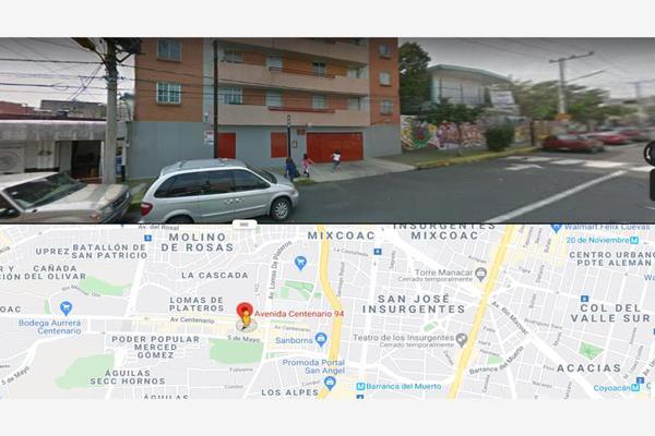 Foto de departamento en venta en avenida centenario 94, merced gómez, álvaro obregón, df / cdmx, 15244494 No. 04