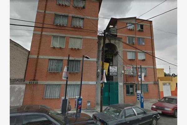 Foto de departamento en venta en avenida central 119, tepalcates, iztapalapa, df / cdmx, 8430802 No. 01